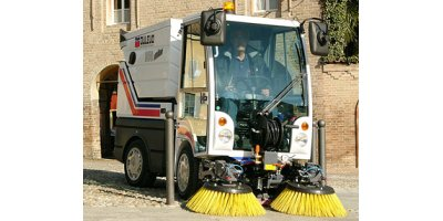 Dulevo - Model 850 - Suction Street Sweepers